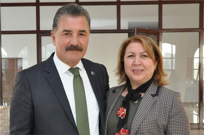 Toroslar Belediye Başkanı Tuna'nın Torun Sevinci
