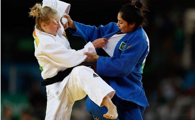 Mersin'de Judo Heyecanı Başladı