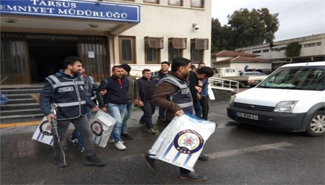 Mersin Tarsus'ta Kaçak Sigara Kavgası: 1 Yaralı