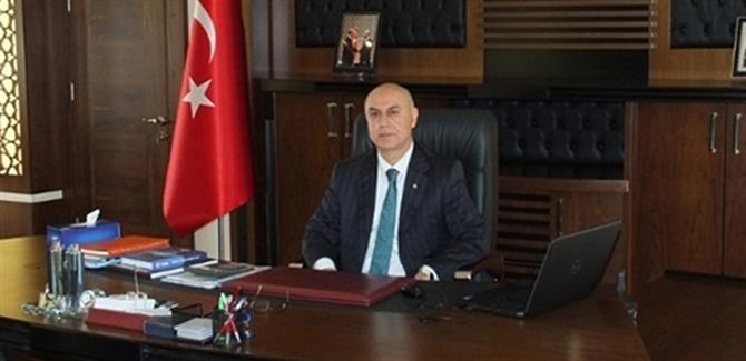 """Başkan Murat Kaya, """"Dualarımız Askerlerimizle, Zeytin Dalı Hareketine Destekliyoruz"""""""