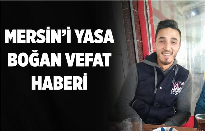 Mersinli Futbolcu Hayatını Kaybetti