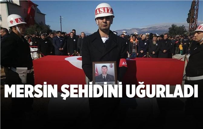 Mersinli Şehit Ali Gümüş Toprağa Verildi