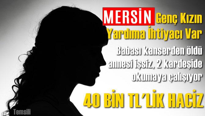 Mersin'de Üniversite Öğrencisine 40 Bin TL'lik Haciz Geldi