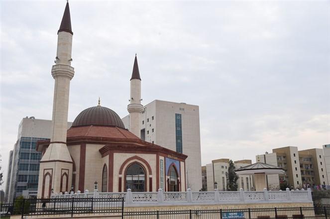 Adalet Camii Cuma Günü Açılıyor