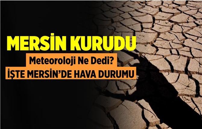 Mersin'de Kış Ortasında Yaz Sıcakları Korkutuyor