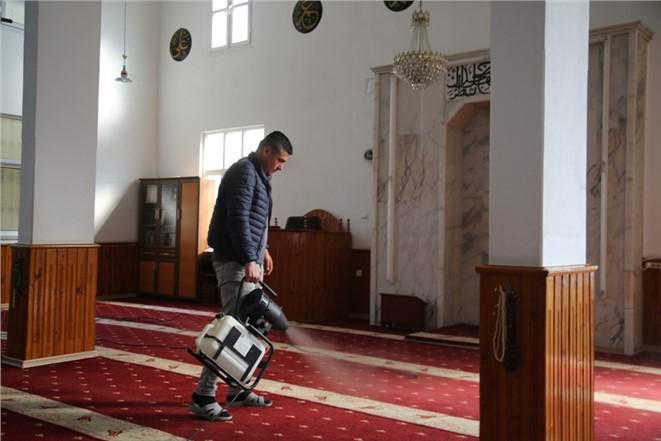 Erdemli'de Camiler Pırıl Pırıl