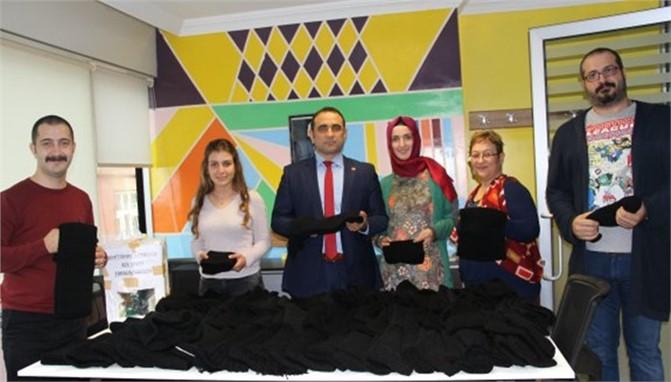 Tarsus İlçe Milli Eğitim Müdürlüğünden Yürekleri Isıtan Proje