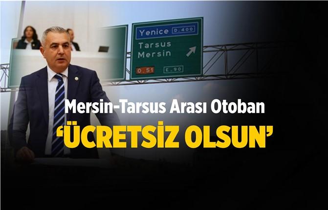 MHP'li Baki Şimşek'ten Otoyol Açıklaması