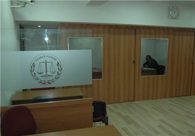 Mersin Cezaevi Avukat Görüşme Odaları Yenilendi