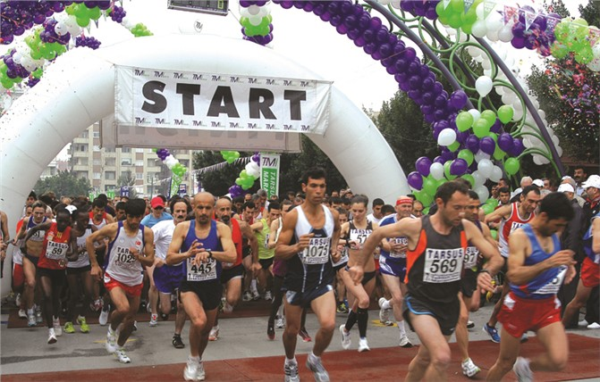 Tarsus Yarı Maratonu 25 Mart'ta Koşulacak