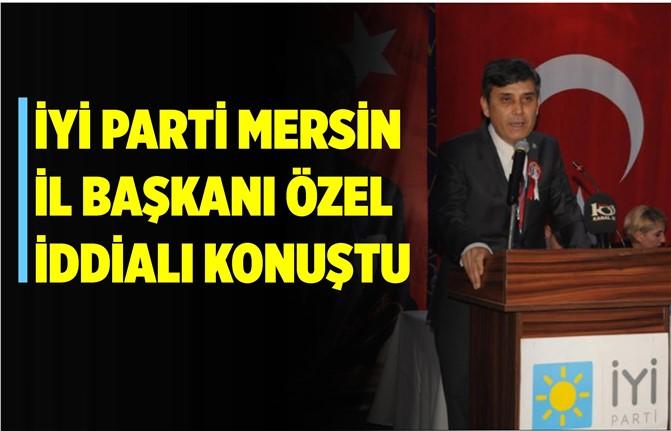 İYİ Parti Mersin İl Kongresi Yapıldı