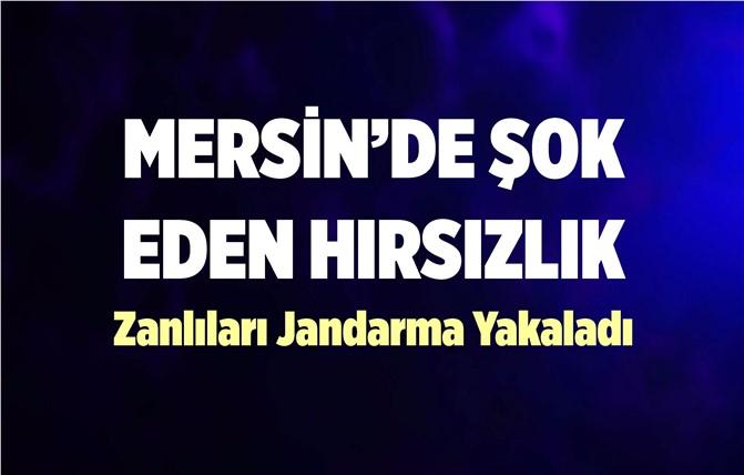 Mersin'deki Hırsızlık Olayları Pes Dedirtti