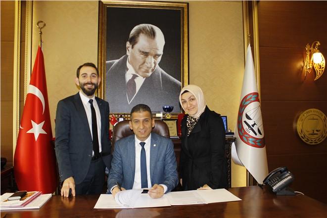 Mersin Barosu'ndan Avukatlara Hazır Ofis