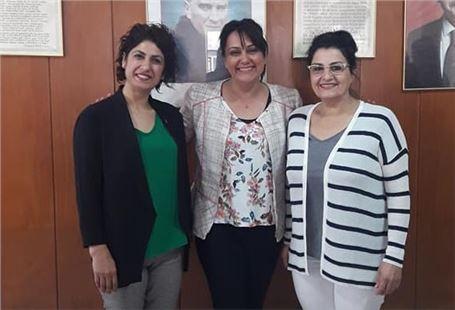 Tarsus CHP Kadın Kolları'nda Değişim