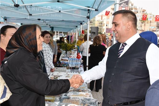 Tarsus Hanımeli Pazarı Açılıyor