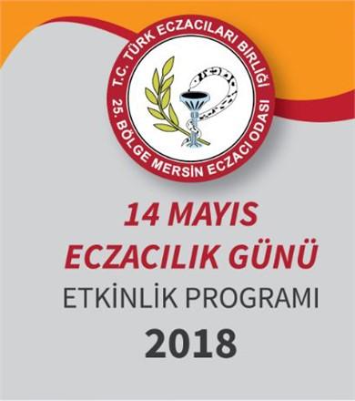 Mersin Eczacı Odası 14 Mayıs'a Hazırlanıyor