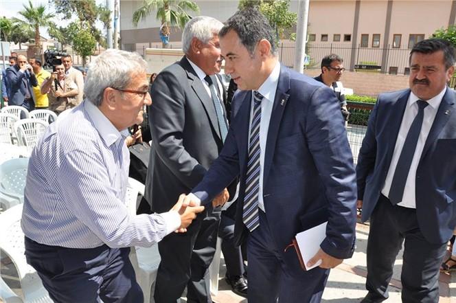 Tamer Erdoğan, Ak Parti Aday Adaylığını Açıkladı