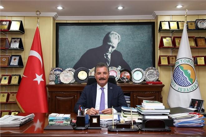 Başkan Tuna, Berat Kandili'ni Kutladı