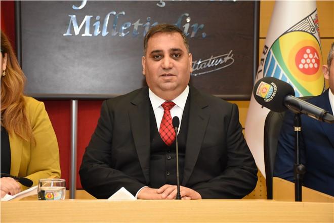 Tarsus'ta Belediye Meclisi Toplanıyor
