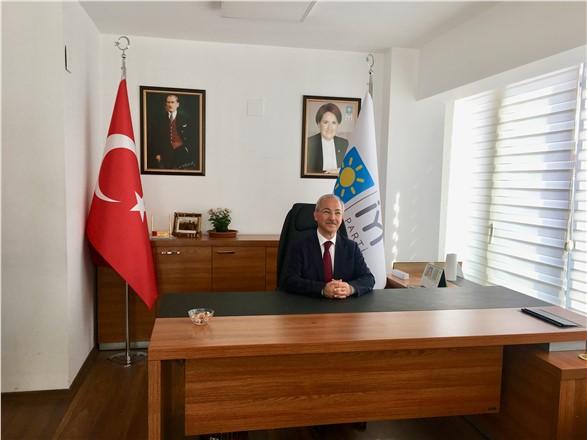 İYİ Parti Mersin İl Başkanı Servet Koca'dan 3 Mayıs Mesajı