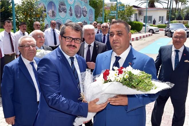 Kardeş Şehir Hatai'den Tarsus'a Ziyaret