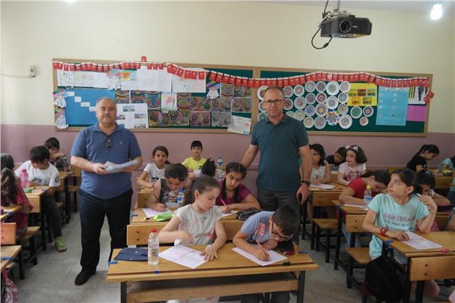 Tarsus İlçesinde Matematik Yarışması Yapıldı