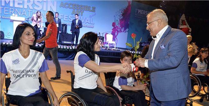 Başkan Kocamaz'dan Engelliler Haftası Mesajı