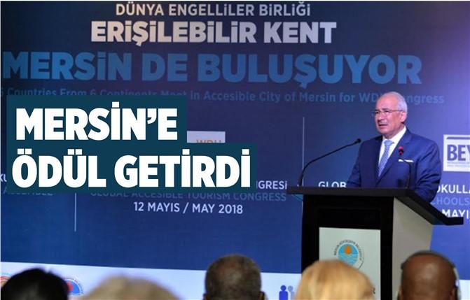 Mersin'den Dünya Çapında Alkış Alan Başarı