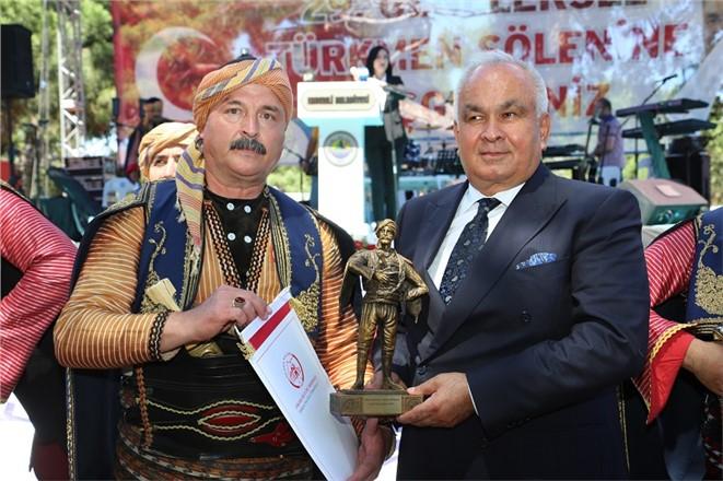 Erdemli'de 'Türkmen Şöleni' Coşkusu