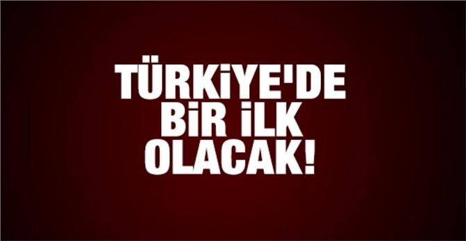 Mersin'de Yapılacak Etkinlik Türkiye'de Bir İlk Olacak