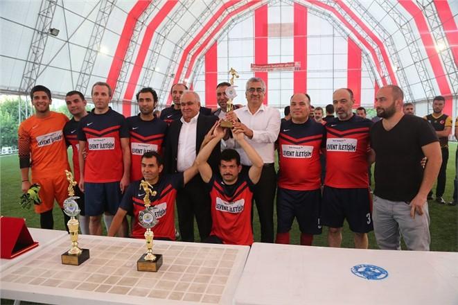Erdemli'de 'Afrin Kahramanları Futbol Turnuvası' Sona Erdi