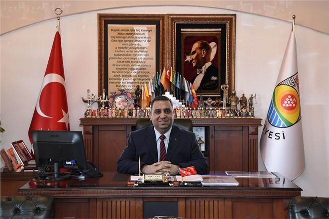 Şevket Can, 19 Mayıs Atatürk'ü Anma, Gençlik ve Spor Bayramı'nı Kutladı
