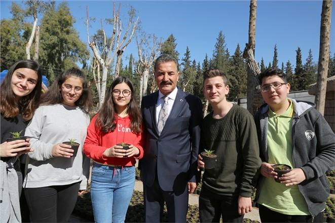 Başkan Hamit Tuna'dan 19 Mayıs Mesajı