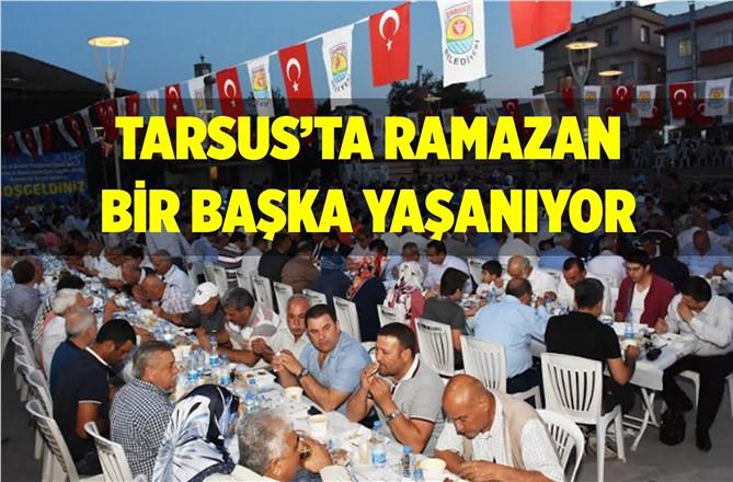 Tarsus'ta Ramazan Heyecanı Bir Başka Yaşanıyor