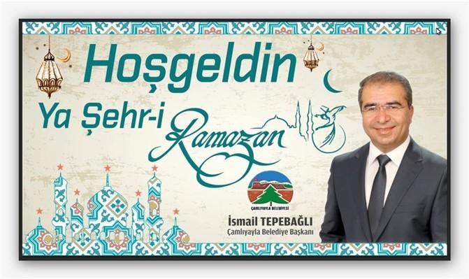 """Tepebağlı """"Ramazan-I Şerifimiz Mübarek Olsun"""""""
