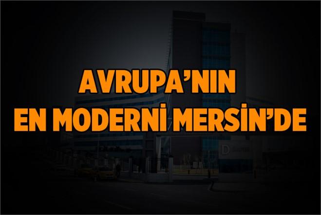 """Bakan Elvan Açıkladı:""""Avrupa'nın En Moderni Mersin'de"""""""