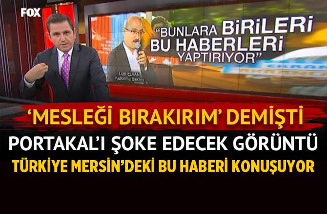 Türkiye Mersin'deki Bu Haberi Konuşuyor.