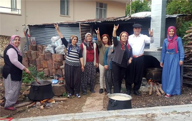 MHP Mersin Teşkilatı Seçim Çalışmalarını Sürdürüyor