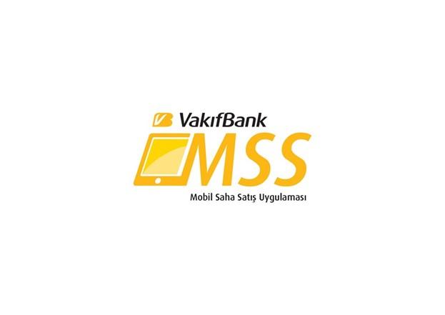 VakıfBank 'Mobil Saha Satış Uygulaması'na Üstünlük Ödülü