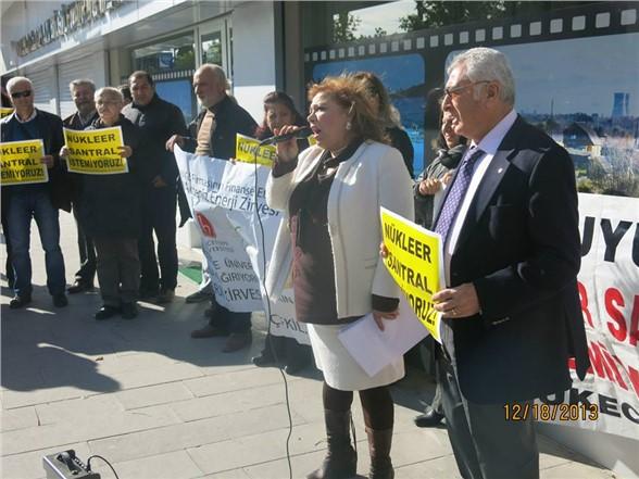 ÇEKSAM'dan 5 Haziran 2018 Dünya Çevre Günü Basın Açıklaması