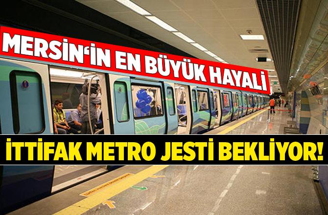 Cumhur İttifakı, Metro Jesti Bekliyor