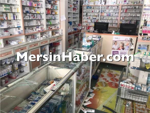 Nöbetçi Eczaneye Saldırı: 4 Yaralı Var