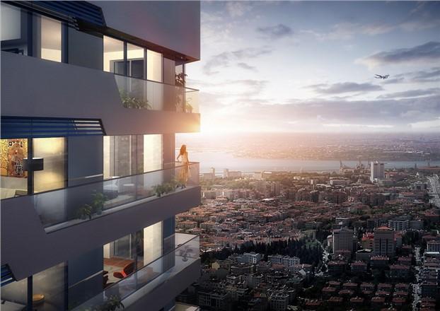 Elite Concept'te 586 Bin Tl'den Başlayan Fiyatlarla Yatırımcının Gözdesi 1+1'ler