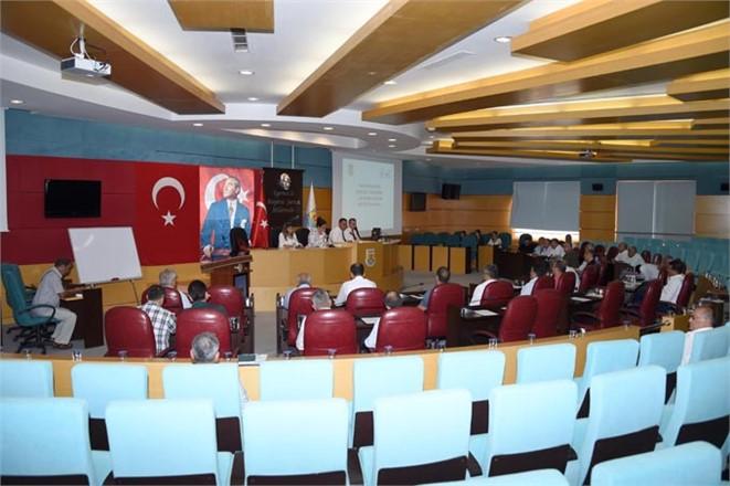 Tarsus Belediye Meclisi 2018 Temmuz Ayı Toplantısını Gerçekleştirdi