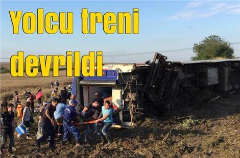 Yolcu Treninin Vagonları Devrildi: 10 Ölü, 73 Yaralı