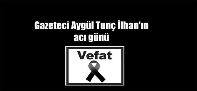 Gazeteci Aygül Tunç'un Babası Hamza Tunç Yaşama Gözlerini Yumdu