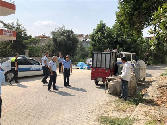 Zabıta ve Polisten Görüntü Ve Gürültü Kirliliğine Karşı Operasyon