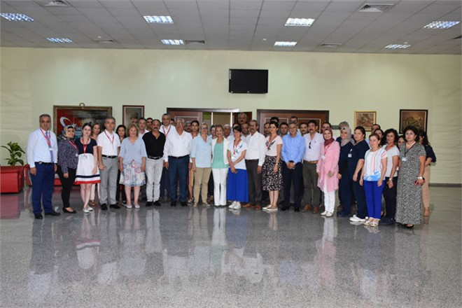Tarsus Belediyesi'nde Kalite'de 16'ncı Yıl