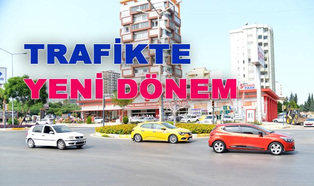 Mersin'de Trafik Yoğunluğu Tarih Oluyor