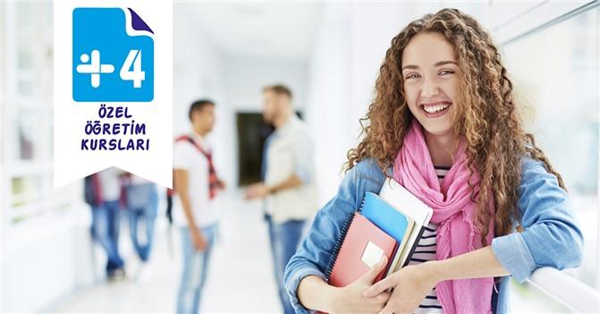 Mersin'de Artı Dört Özel Öğretim Kurumu`ndan Üniversite Tercih Danışmanlığı Hizmeti